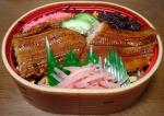 うなぎちらし寿司